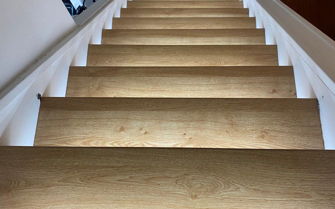 Comment mettre en valeur un escalier en bois à Lyon ?